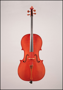 Cello by James McKean