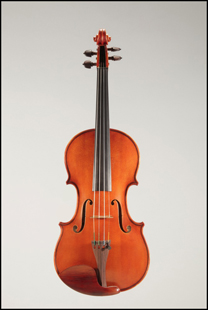 Violin by James McKean